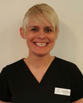 Tine McGuane, vet at The Dam Veterinary Centre